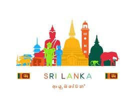 #10 untuk Cover-Design for eBook - Country Sri Lanka oleh leandeganos