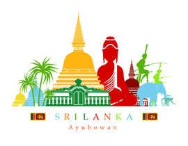 #8 untuk Cover-Design for eBook - Country Sri Lanka oleh madartboard