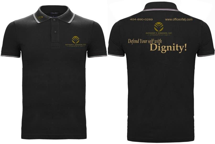 Bài tham dự cuộc thi #                                        35                                      cho                                         Design a Trendy T-Shirt for a Law Firm