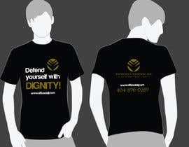 #17 untuk Design a Trendy T-Shirt for a Law Firm oleh niichanku