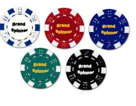 #2 para QUICK 1-2 DAY - Design a Poker Chip por Logo199