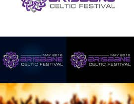 #46 for Brisbane Celtic Festival logo design af nikdesigns