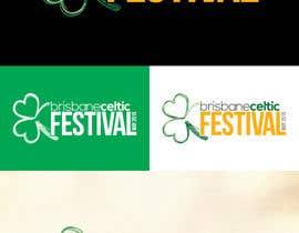 #78 untuk Brisbane Celtic Festival logo design oleh Mechaion