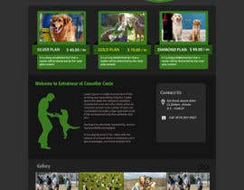 #14 untuk Urgent design for Dog trainer website oleh kethketh