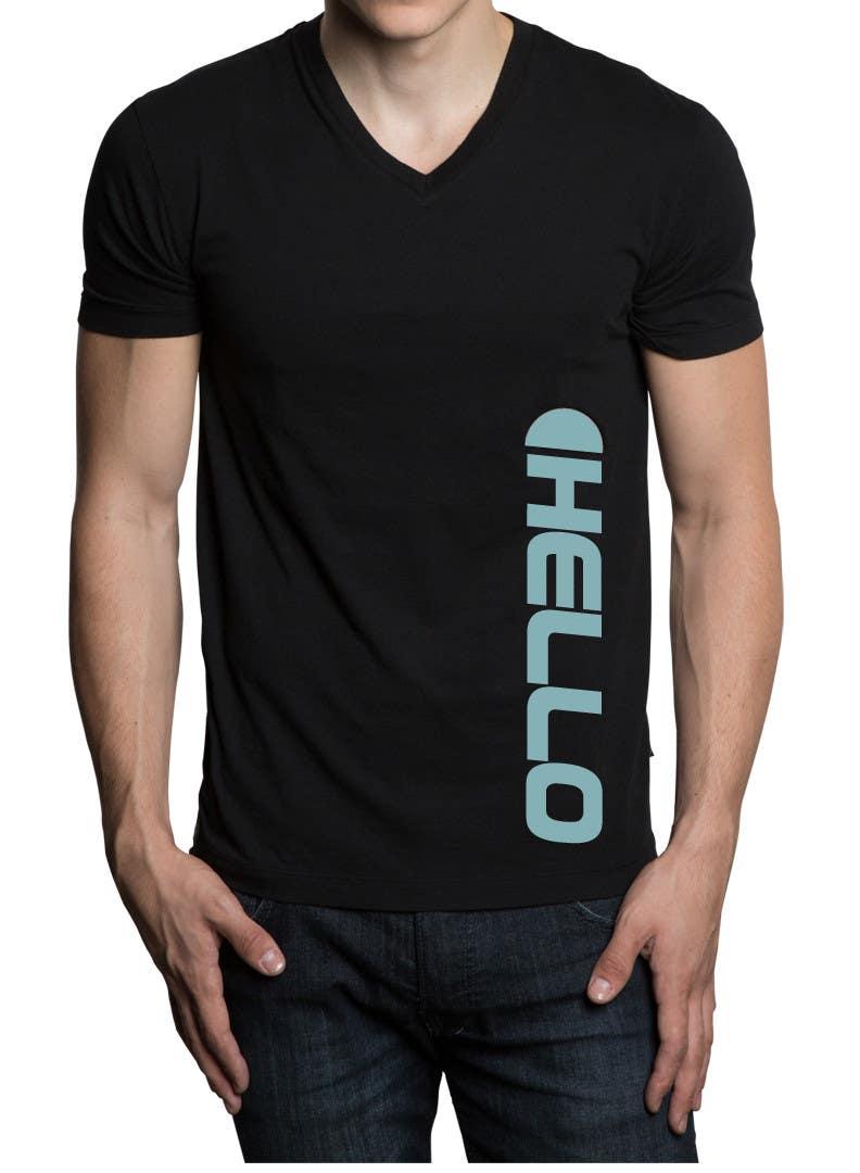 Inscrição nº 117 do Concurso para TC - Design a T-Shirt for Company