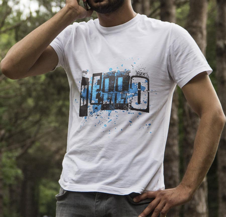 Inscrição nº 101 do Concurso para TC - Design a T-Shirt for Company