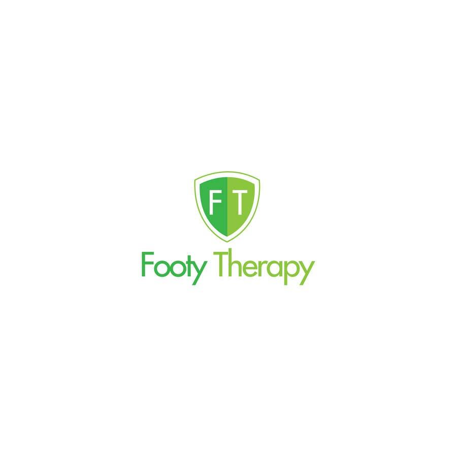 Inscrição nº 18 do Concurso para Design a Logo for Footy Therapy