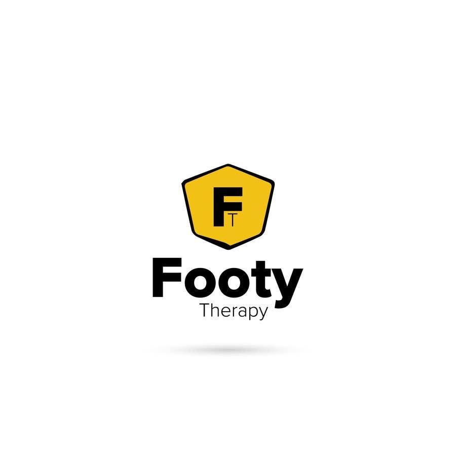 Inscrição nº 25 do Concurso para Design a Logo for Footy Therapy
