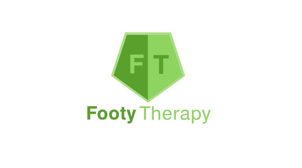 Inscrição nº 19 do Concurso para Design a Logo for Footy Therapy