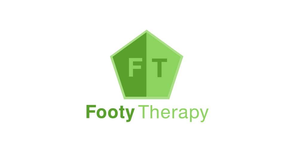 Inscrição nº 20 do Concurso para Design a Logo for Footy Therapy