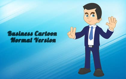 #81 cho Illustrate Something Caricature/Cartoon for Business Help Page bởi KatelynJB