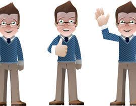 #2 untuk Illustrate Something Caricature/Cartoon for Business Help Page oleh narayandznr