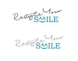 """#36 untuk Ontwerp een Logo for """"RESTYLE YOUR SMILE"""" oleh stoilova"""
