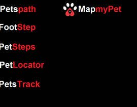 #16 cho Find a new name for our GPS pet tracking product. bởi avdeepakkumar
