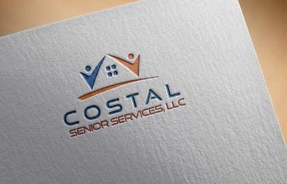 Nro 72 kilpailuun Design a Logo for Coastal Senior Services, LLC käyttäjältä adityapathania