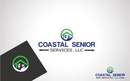 Nro 90 kilpailuun Design a Logo for Coastal Senior Services, LLC käyttäjältä mamun990