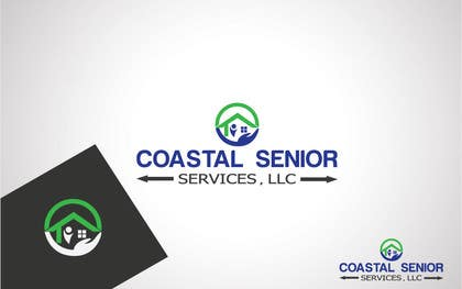 mamun990 tarafından Design a Logo for Coastal Senior Services, LLC için no 90