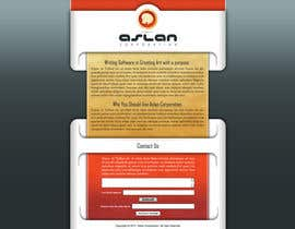 #6 para Graphic Design for Aslan Corporation por MajorKrea