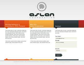 #24 para Graphic Design for Aslan Corporation por JesseNgatai