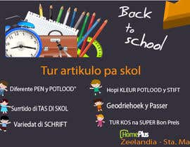 "#12 cho Design an Advertisement for ""back to School"" season bởi shees93"