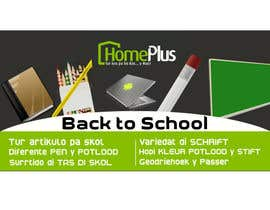 "#15 cho Design an Advertisement for ""back to School"" season bởi hicherazza"