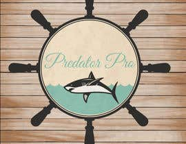 vishavbhushan tarafından Design a Logo for a Predator Fishing Tour Company. için no 6