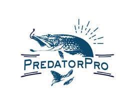 lunacyart tarafından Design a Logo for a Predator Fishing Tour Company. için no 21
