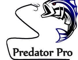 markodrekovic tarafından Design a Logo for a Predator Fishing Tour Company. için no 11