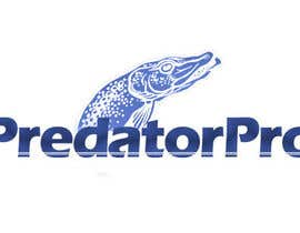 acoffey890 tarafından Design a Logo for a Predator Fishing Tour Company. için no 4