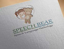 #45 cho Design a Logo for Speech Bear bởi Junaidy88