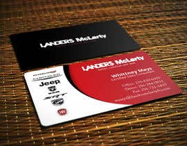 #52 untuk Design some Business Cards for Auto Dealership oleh nazmulhassan2321