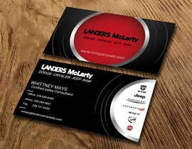#43 untuk Design some Business Cards for Auto Dealership oleh sanratul001