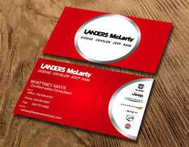 #44 untuk Design some Business Cards for Auto Dealership oleh sanratul001
