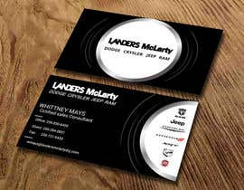 #45 untuk Design some Business Cards for Auto Dealership oleh sanratul001