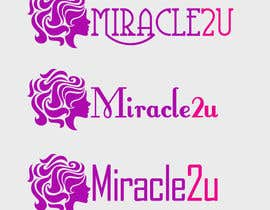 #34 for Design a Logo for miracle2u af adilansari11