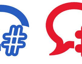 #6 untuk Design a chat bubble that look like a hashtag oleh briangeneral