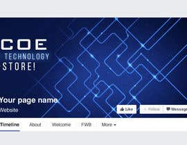 #29 untuk Design a Facebook Banner for a corporate page oleh alromisa