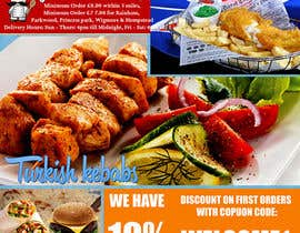 #31 cho Design a Flyer for Restaurant bởi sandrasreckovic