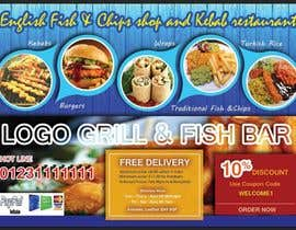 #29 cho Design a Flyer for Restaurant bởi Kh4nhKh4nh