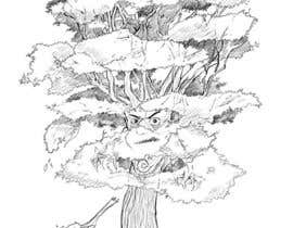 #28 para Pen and ink tree character por HackGate