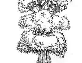 #18 para Pen and ink tree character por paulmage2