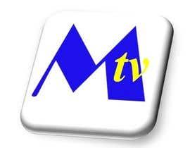Nro 6 kilpailuun Design a Logo for Matindi Television käyttäjältä Logo199