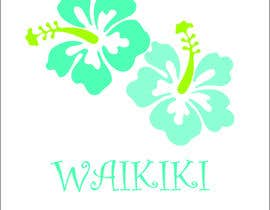 #32 cho Diseñar un logotipo for Waikiki bởi thoughtcafe