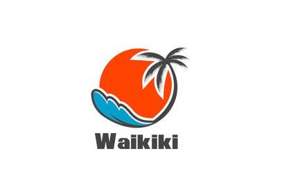 #34 for Diseñar un logotipo for Waikiki af turbulencija