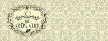 Graphic Design Inscrição do Concurso Nº61 para Design a Logo for The Crêpe Club + cart design