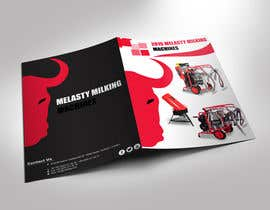 #4 for Design a Brochure for our Range Melasty Milking Equipment af stylishwork