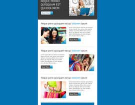 #1 for Design a Mailchimp template af surajartsgraphic