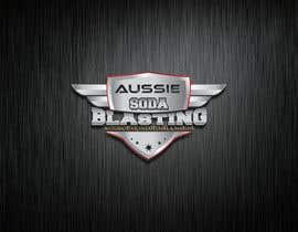 #53 untuk Design a Logo for 'Aussie Soda Blasting' oleh ASHERZZ
