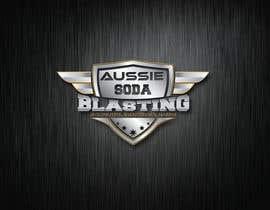#55 untuk Design a Logo for 'Aussie Soda Blasting' oleh ASHERZZ