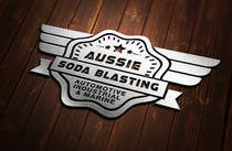 Graphic Design-kilpailutyö nro 33 kilpailussa Design a Logo for 'Aussie Soda Blasting'
